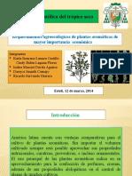Exposicion de Agroecologia