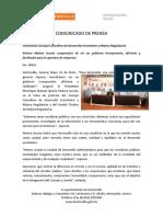31-05-16 Conforman Consejo Consultivo de Desarrollo Económico y Mejora Regulatoria. C-38816