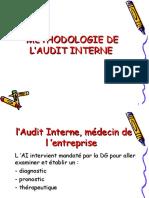 204876828 Methodologie de l Audit Interne