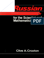 Russian for the Scientist and Math