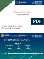 5 Diagramas de Pareto y Causa y Efecto V3