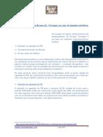 Centro e Periferias Na Europa _2_ - Portugal, Um Desastre Periférico