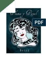 Saga Luna Llena 02 - PLUMA Y PAPEL - Brizz Briseira