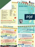 Festival Programme 2016