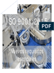 ISO 9001 Version 2015 Principales Cambios Clase 2