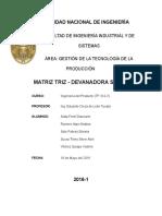 Matriz Triz