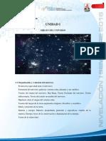 Biología. UNIDAD I Módulo Semipresencial Origen de La Vida