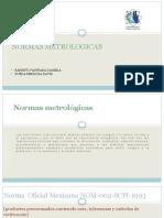 Normas Metrologicas