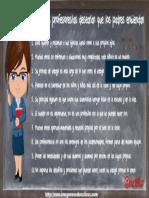 10 Cosas Que Los Profesores Desearían Que Los Padres Entiendan