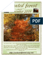 November 2009 Enchanted Forest Magazine
