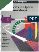 -Laboratorio de Oìptica-Manual Kit Newport