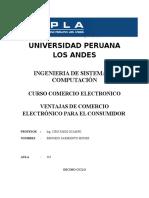 Trabajo de Comercio Electronico