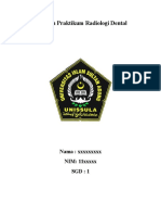 127013348 Laporan Praktikum Radiologi Dental