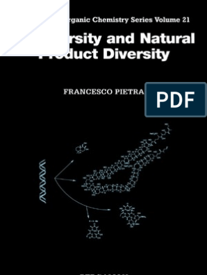 2  Biodiversity and Natural Product Diversity | Species