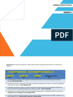 Normatividad Fiscal U3 Act 1