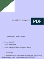 ENFERMEDAD Cerebro-Vascular Alumnos IV a de Med
