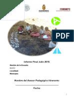 Formato Informe Final API 2015-2016
