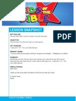 lesson 4 samuel 6-26