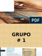 Constitucion Politica de Guatemala