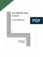 An Inspector Calls Script Pdf