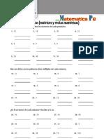 Cuaderno Matematico de Ejercicios de Quinto Grado de Primaria