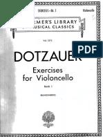 Dotzauer - I
