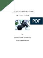 Andhika Galih (Action Games)