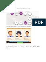 Proceso de Diseño Del Assessment Center
