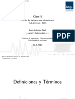 Clase 5 Diseño de Sistema Con Aislamiento