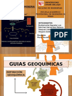 Guias Geoquimicas Power Point