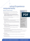 Future CPAs - CPA Practical Experience Overview