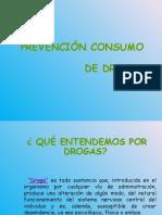 PREVENCIÓN DEL CONSUMO DE SUSTANCIAS PSICOACTIVAS