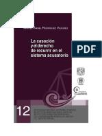 CASACION Y EL DERECHO A RECURRIR AL SISTEMA ACUSATORIO.pdf