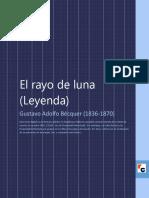 Becquer El Rayo de Luna