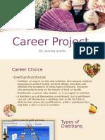 jessika career project