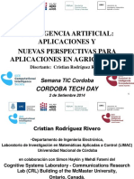 Inteligencia Artificial - Aplicación a La Agricultura - Rodriguez Rivero 2014
