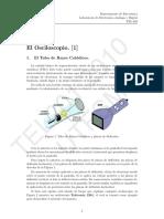 Osciloscopio 1 Usm