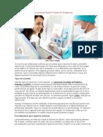 Efectos Colaterales de La Anesotesia Dental Y Causas de Tratamiento