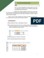 Controles de Formulario