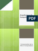 presentacion  arquitectura de computadoras 3