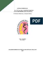 Askeb Post Partum Dengan Hpp Primer