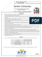 Prova Medico Pediatra 315 308