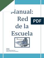 Manual Red La Escuela
