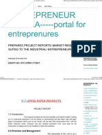 ENTREPRENEUR KERALA-----portal for entreprenures_ papercups and plates project.pdf