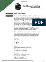 Modal Choice Analysis.pdf