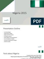 Nigeria - PEST