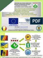 Proiect Transfrontalier USAMV Iasi MIS-ETC 1549