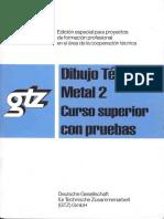 Dibujo Tecnico Metal 2 SUPERIOR
