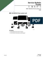 284-50 MID 128 SID 42 Fuel Control Unit