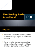 ANESTESI Monitoring